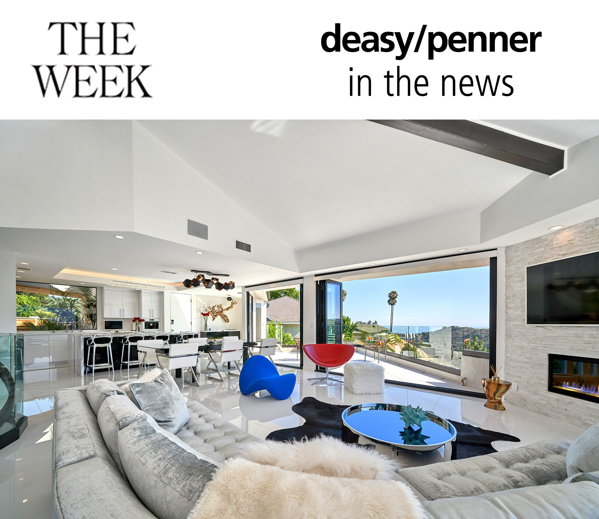 6 homes with gorgeous open floor plans | deasy penner podley on