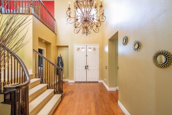 17824 Log Hill Drive 49Entryway
