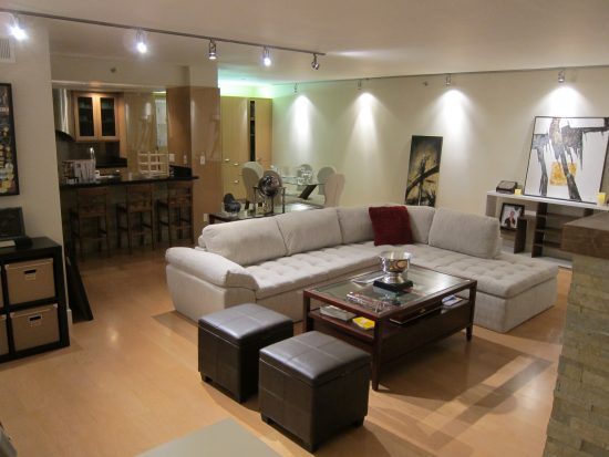 600 West 9th Street Living Room (1)