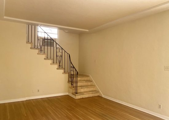 2011 North Beachwood Drive Staircase