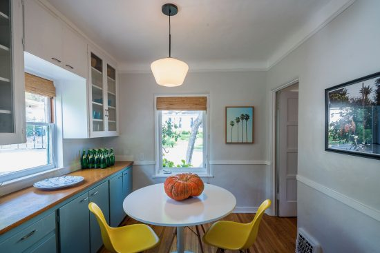 1253 Moncado Drive Kitchen Nook Print