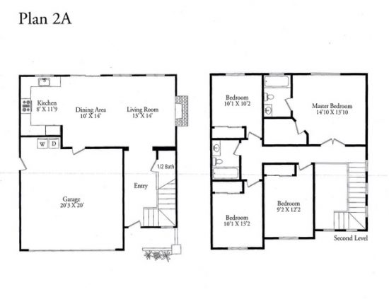 1331 South Magnolia Avenue 1363 Floor Plan